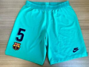 Short Barcelona 2019-20 Third Sergio Busquets Kitroom