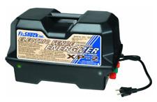 Fi-Shock XP-2 AC Powered Electric Fence Energizer Low Impedance 30 mile range