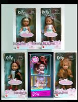 Swan Lake Ballet Kelly Doll Porcupine Carlita Lorena Ballerina Barbie Lot 5