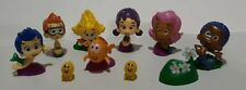 Nickelodeon Bubble Guppies Small Figure Lot Of 10