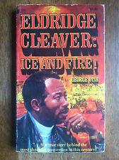 ELDRIDGE CLEAVER: ICE AND FIRE! George Otis 1977 HTF!!!