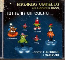 VIANELLO EDOARDO DANIELA LEZZI TUTTE IN UN COLPO 2 CD