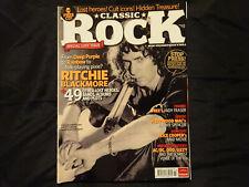 CLASSIC ROCK MAGAZINE ISSUE 90 MARCH 2006 RITCHIE BLACKMORE DEEP PURPLE RAINBOW