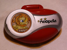 Neopets Pocket Electronic Handheld Game Tonu Figure 2002