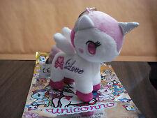 tokidoki Unicorno plush clip-on - Lolopessa