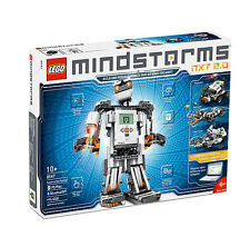Lego 8547 Mindstorms Nxt 2.0 Programable Robot 1 kit + most parts for a second