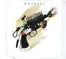 (GR812) Emanuel, The New Violence - 2004 sealed DJ CD