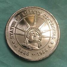 Statue Of Liberty Centennial Double Eagle Commemorative Coin 1886-1986 100 Year