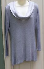 LISA CAMPIONE grey jumper size 40