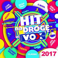 Hit na droge VOX FM 2017 DISCO POLO ( 2CD) Shipping Worldwide