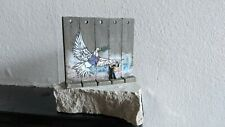 Banksy Walled Off Hotel - Peace Dove Sculpture - Palestine Limited Edition Art