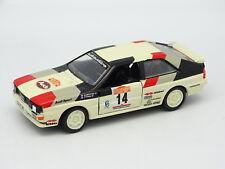 Solido SB 1/43 - Audi Quattro Rally San remo No.14