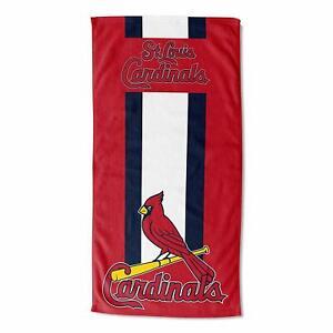 MLB PC Louis Cardinals Beach Towel Bath Towel Zone-Read-Beach Towel