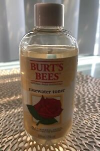 (Discontinued) New Burt's Bees 'Rosewater' Toner 8oz Bottle SHIPS FAST✅ SEALED✅