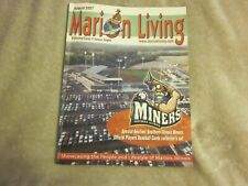 Collectible Southern Illinois Miners Baseball Frontier League Inaugural Magazine
