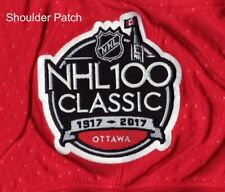 OTTAWA SENATORS size 54 = size XL -  2017 100th Classic ADIDAS NHL HOCKEY JERSEY