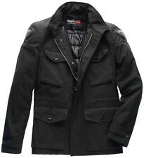 "GIACCA FIELD JACKET BLAUER  MOD."" MINISTRY "" COL.NERO TG.2XL COD.8059268764560"