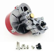 Boîte de vitesses avec engrenage moteur Pour 1/10 AXIAL SCX10 4WD RC Car Crawler