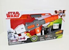 Star Wars The Last Jedi First Order Stormtrooper Deluxe Blaster Roleplay Toy