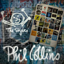 The Singles - Collins Phil 2 CD Set Sealed ! New !