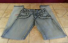 Sand Limited Distressed Jeans, Juniors Size 3, Gray/Black, Skinny, Mid-Rise NWT