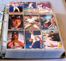 1994 Topps Stadium Club MLB Baseball Members Only Full Set # 1333 / 5000
