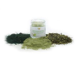Matcha Detoxifying, Botanical Powder Face Mask, 40g