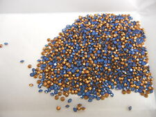 full package,1440 swarovski rhinestones,18pp white opal sky blue/foiled #1012