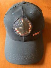 STIHL 2016Collectors Cap Baseball Hat American Eagle Design