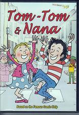 Tom-Tom & Nana Animated DVD (Based on the Comic Strip)