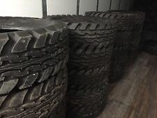 36X12.50-16.5 Goodyear Wrangler R/T II Military Bias Tires  2004 dots NEW
