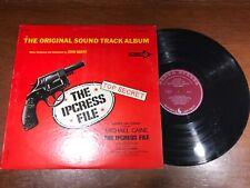 John Barry – The Ipcress File Soundtrack  - VG+ Vinyl LP Record