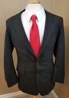 Jos A Bank Mens Wool Blazer Sport Coat Jacket Size 41L
