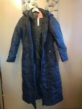 South collection  black maxi padded  coat. Size 10.