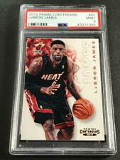 LEBRON JAMES 2012 PANINI CONTENDERS #80 BASE CARD MINT PSA 9 NBA