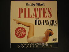 PILATES FOR BEGINNERS PART 1,  A THE DAILY MAIL NEWSPAPER PROMOTION (1 DVD)