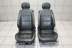 Sitzausstattung Sitz Sitze rechts links Leder Sitzheizung XXTK Opel Tigra B