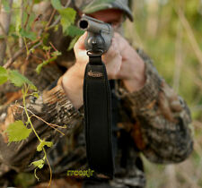 AVERY GREENHEAD GEAR GHG POWER HUNTER GUN SHOTGUN SLING W/SWIVELS BLACK NEW!