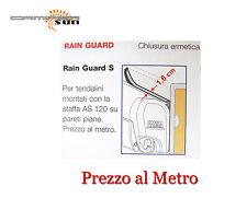 11310 GUARNIZIONE CAMPER VERANDE TENDALINI RAIN GUARD 16MM GRIGIO CHIARO  CAS