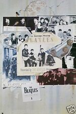 Beatles Anthology 1 Original Poster Promo K. Voorman