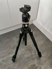 Tripod Manfrotto 190XPROB & BallHead 486RC2 + Carry Bag