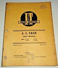 Case 730 830 930 1030 Tractor Iampt Shop Service Repair Workshop Manual C 21