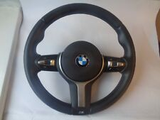 BMW M-Tech Sport F10 F11 F12 Multifunction Steering wheel airbag 5 series HEATED