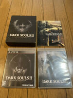 PS3 Dark Souls II Scholar of the First Sin Playstation 3 GAME JAPAN Limited