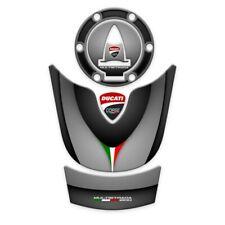 Motorcycle Tank Pad Protector Sticker   Ducati Multistrada 1200 Set