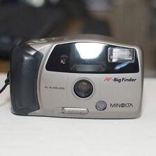 Minolta Film Cameras with Timer