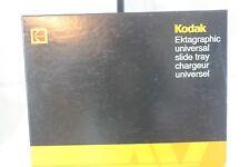 Kodak Ektagraphic Universal Slide Tray CAT 144 3266 In Box NEW