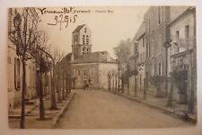 CPA -78 CPA Verneuil-sur-Seine Grande Rue  1915  Réf E /06