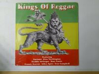 Kings Of Reggae-Various Artists Vinyl LP 2000 REGGAE DANCEHALL