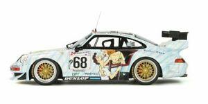 1:18 GT Spirit PORSCHE 911 993 GT2 Le Mans 1998 # 68 Naked Lady